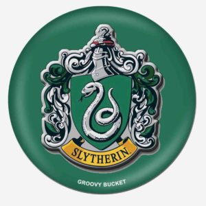 Slytherin badge