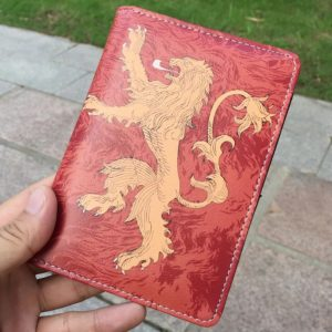 Lannister passport cover Front