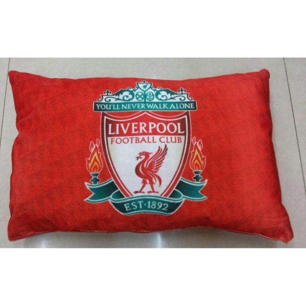 Liverpool pillow cover