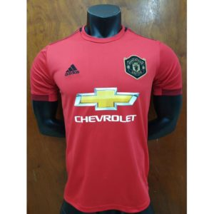 Manchester United Home Kit 2019-2020