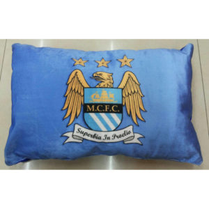 Manchester city pillow cover