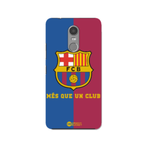 FC Barcelona Lenovo K6 Note Phone Cover