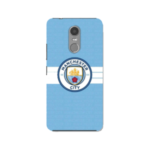 Manchester City F.C. Lenovo K6 Note phone cover