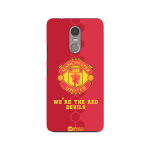 Manchester United F.C. Lenovo K6 Note phone cover