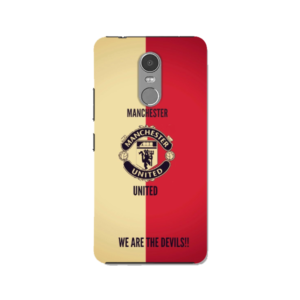 Manchester United Lenovo K6 Note Phone Cover