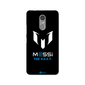 Messi Lenovo K6 Note Phone Cover