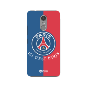 Paris Saint-Germain Lenovo K6 Note Phone Cover