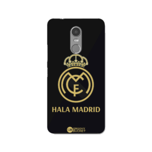 Real Madrid F.C. Lenovo K6 Note phone cover