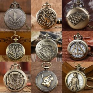 pocket watch set 2
