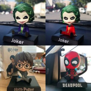 Harry potter Deadpool Joker bobble head